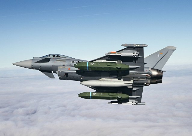 Chasseurs Eurofighter