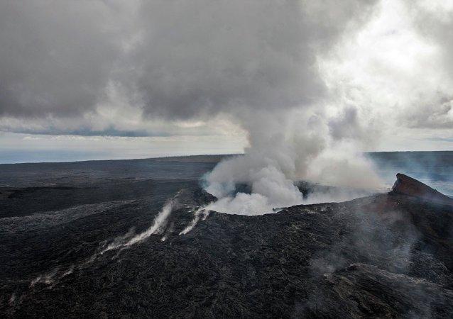 Kilauea, le 29 octobre 2014