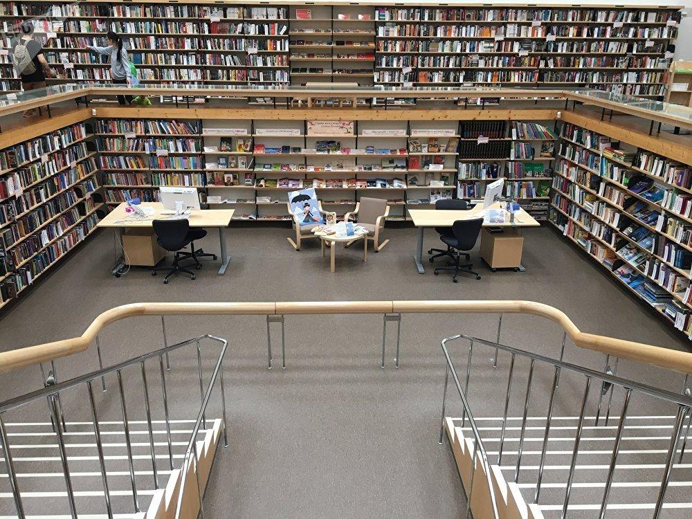 Bibliothèque Aalto à Vyborg