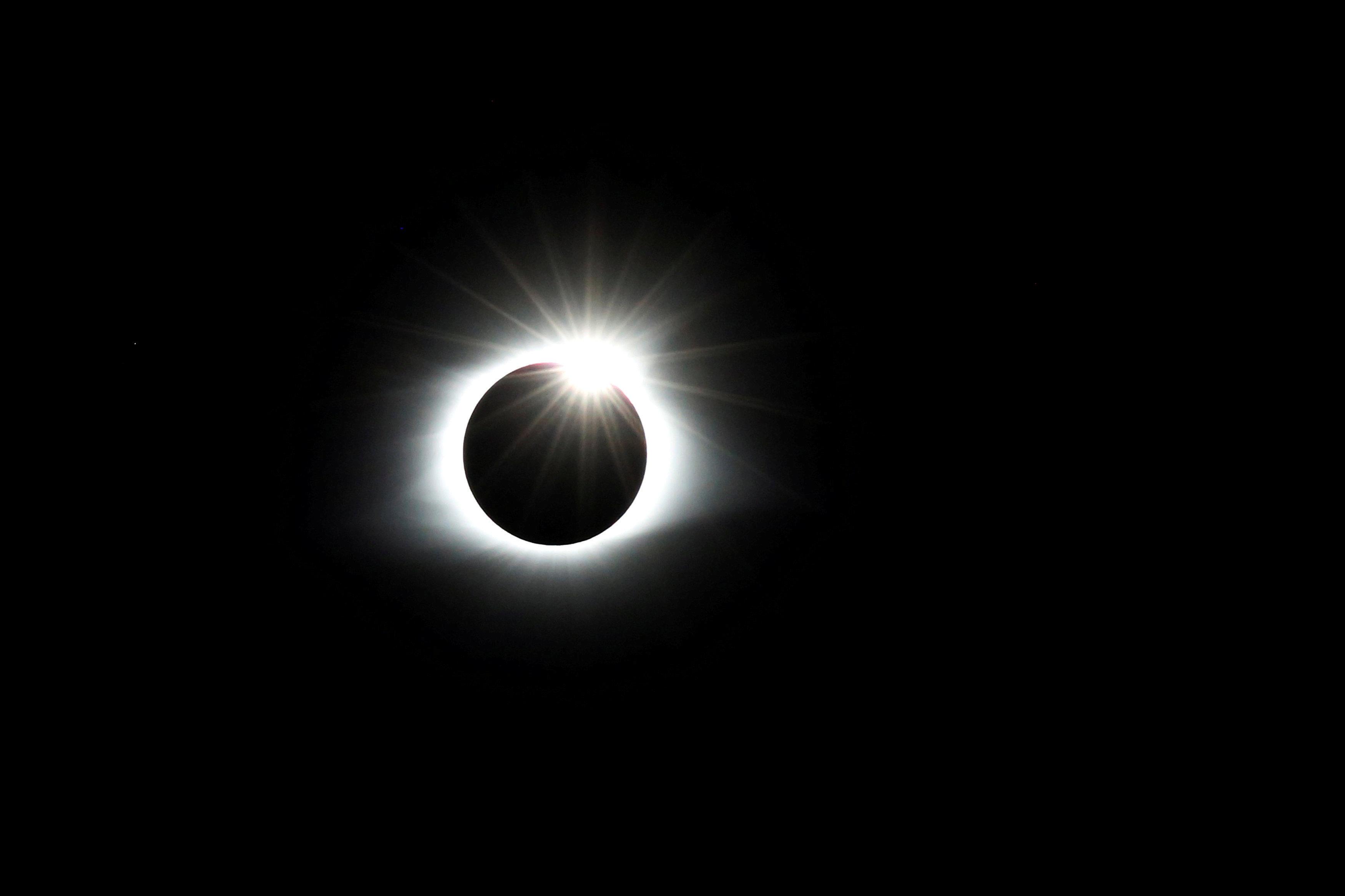L'éclipse solaire totale du 21 août 2017