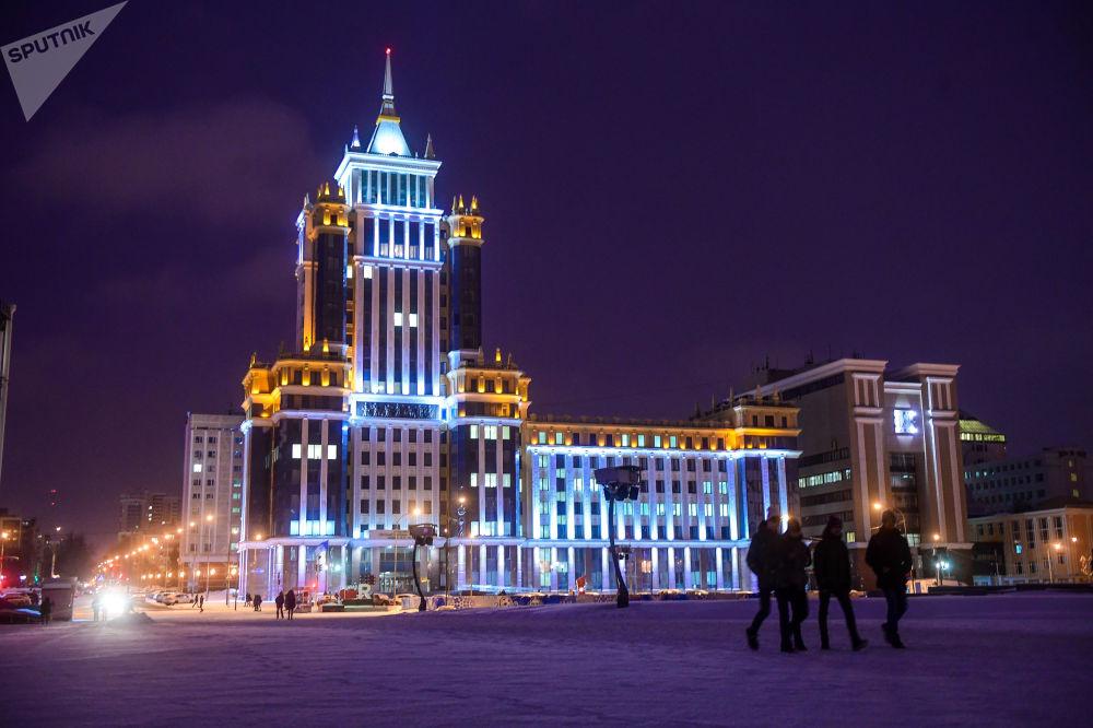 Les villes de la Coupe du Monde: Saransk