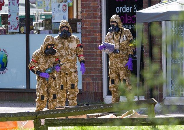 L'affaire Skripal envenime toujours les relations entre la Russie et le Royaume-Uni