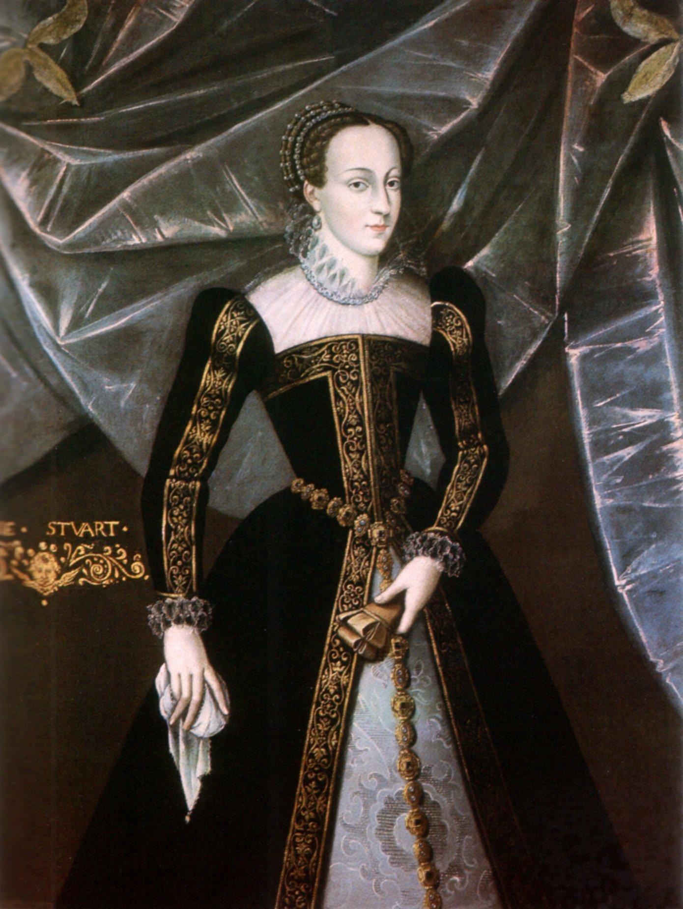 Marie Stuart ou Marie Iere d'Ecosse (1542-1587)
