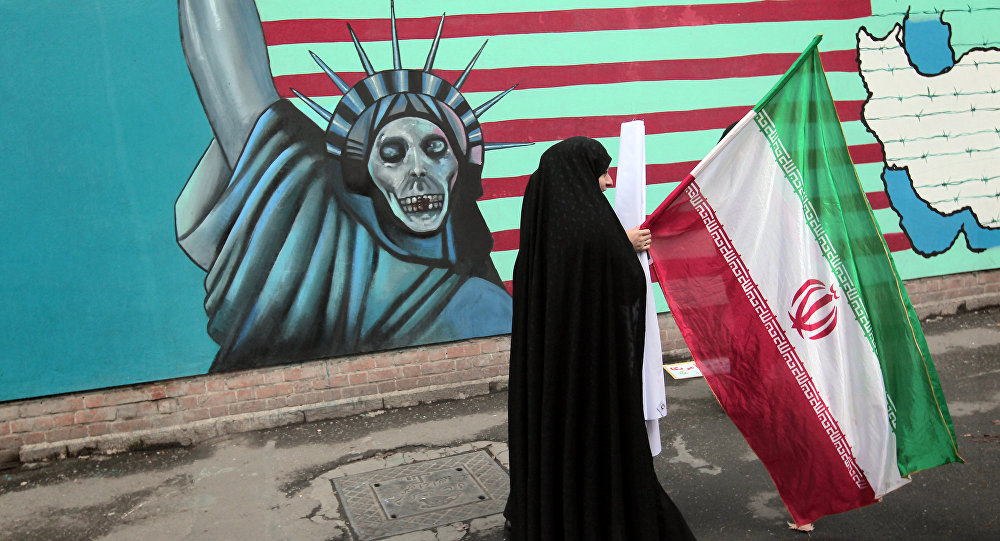 Une Iranienne