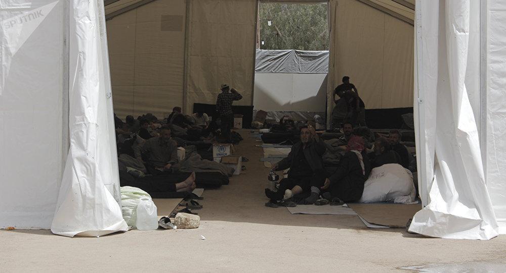 Guérir le fanatisme chez les habitants de la Ghouta orientale