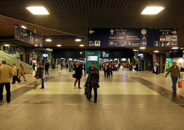 Gare de Bruxelles-Midi