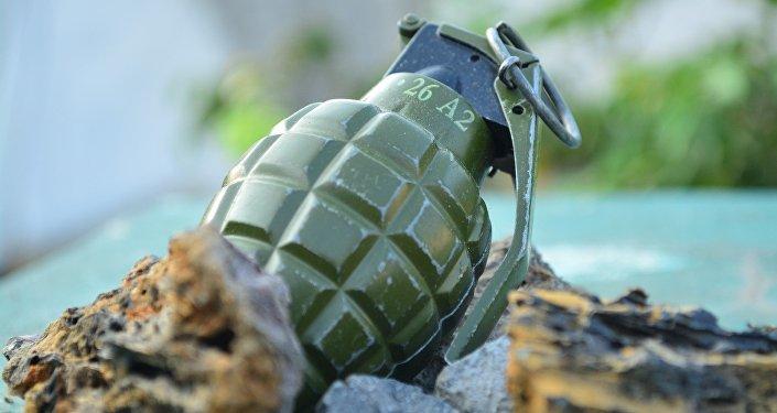 Une grenade