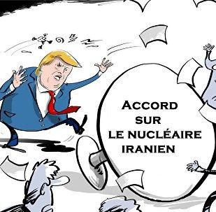 Le choix de Donald Trump de quitter l'accord nucléaire iranien