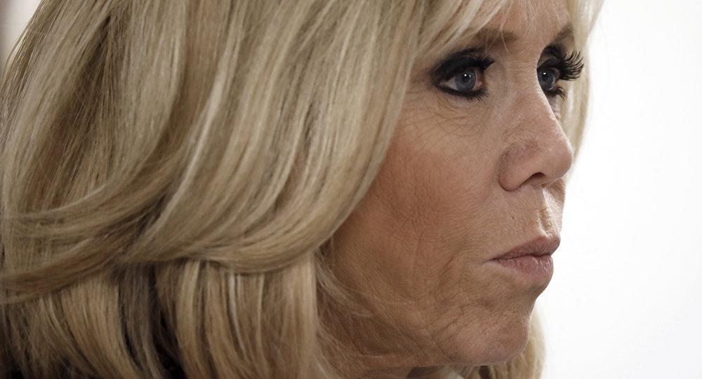 La Première dame, Brigitte Macron