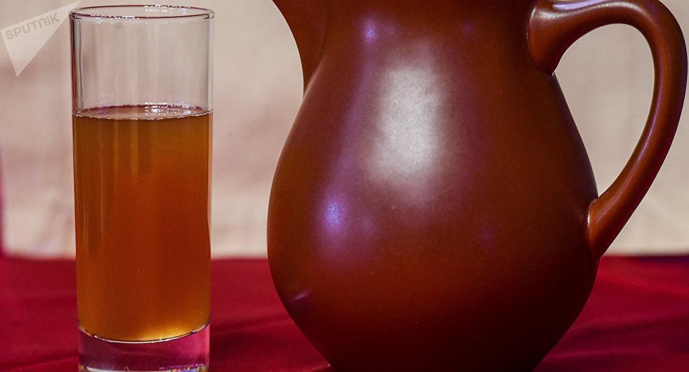 Poza, boisson à faible teneur en alcool