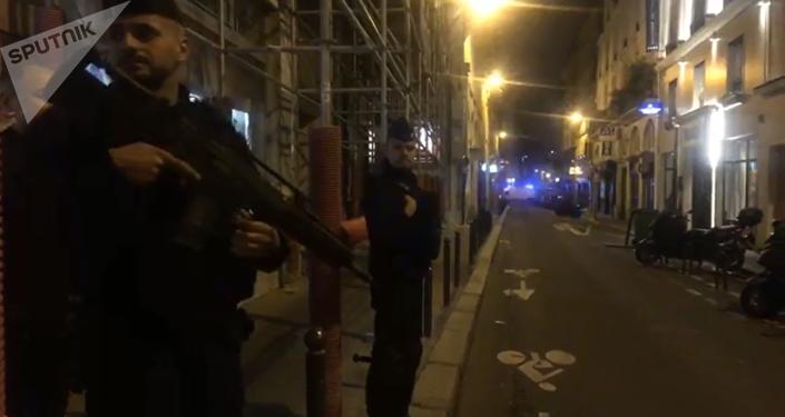 Coup de filet en France dans la communauté tchétchène — Attentats en Espagne