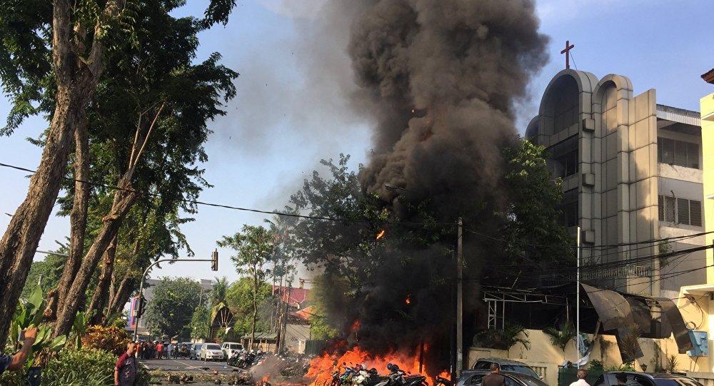 Des attentats dans des églises en Indonésie font 52 victimes