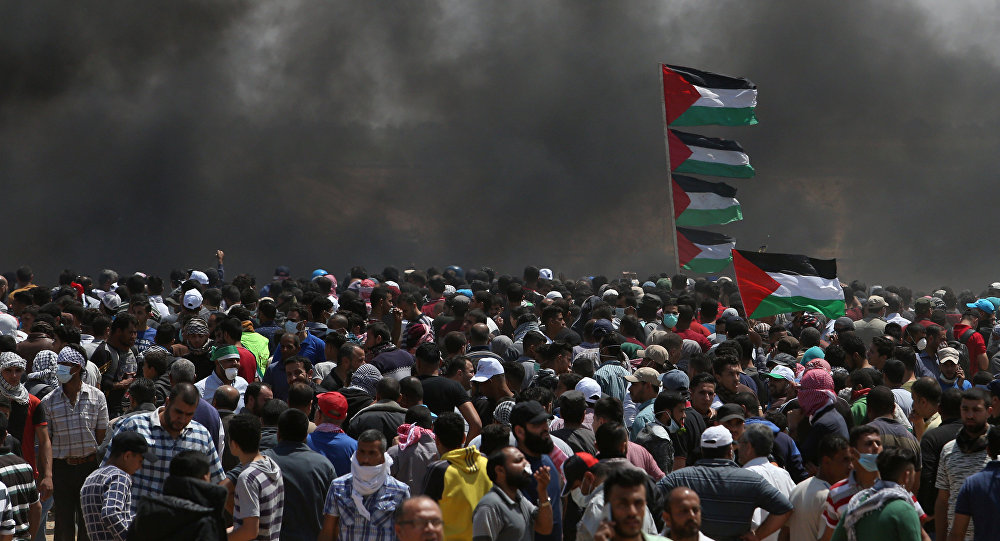 Situation à Gaza, image d'illustration