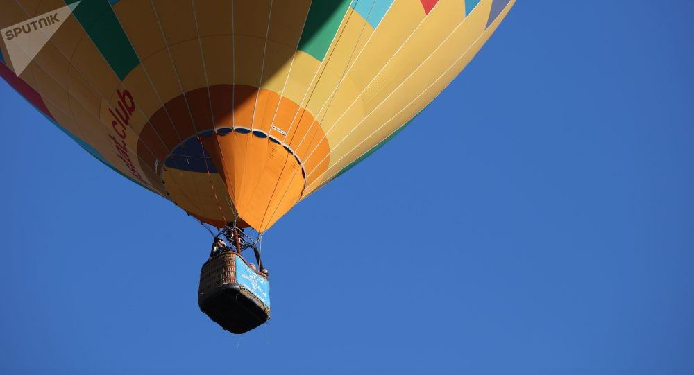 La montgolfière de