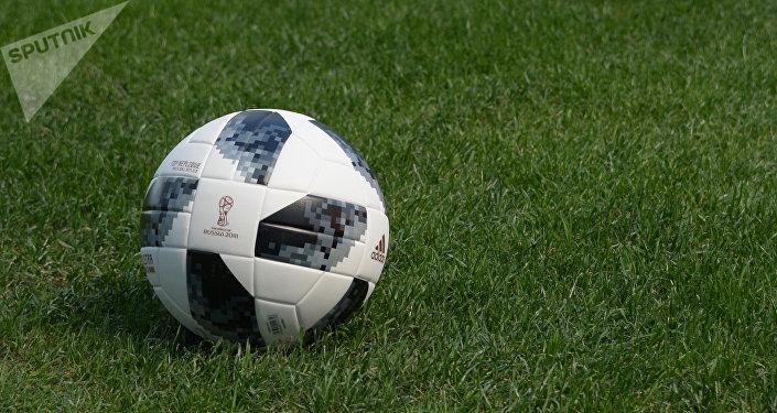 Telstar 18, le ballon officiel de la Coupe du monde 2018