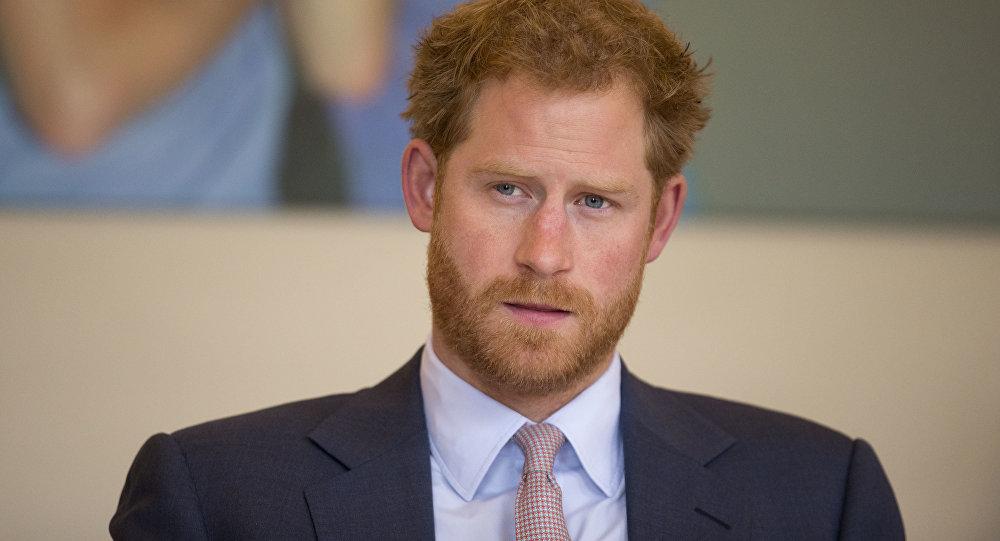 le prince Harryry