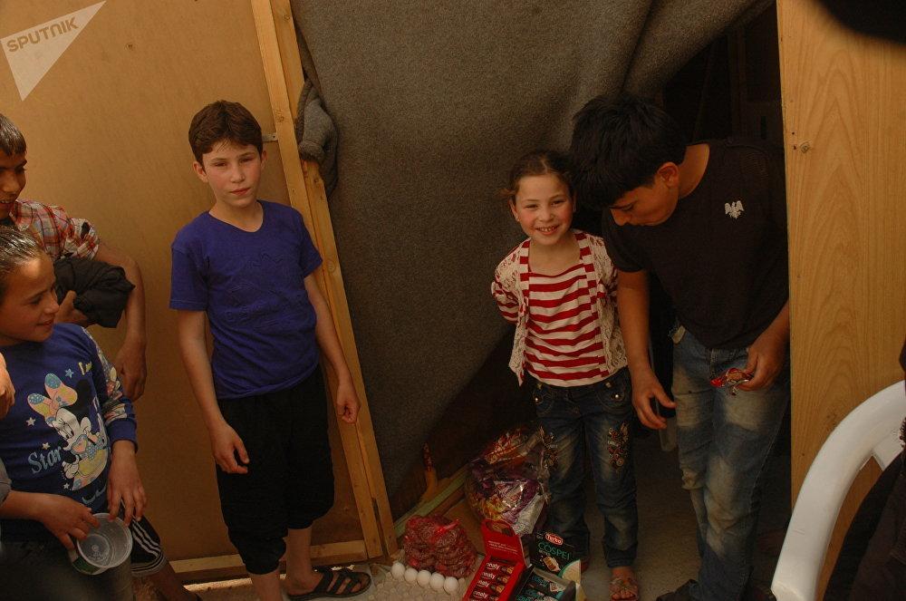Comment les Syriens dans les camps de réfugiés gagnent-ils leur vie?
