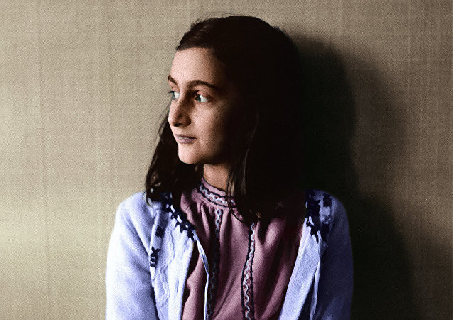 Anne Frank, 1941 (Archiv)