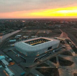 Les villes de la Coupe du Monde: Kaliningrad