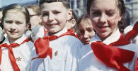 Comment vivaient les pionniers soviétiques?