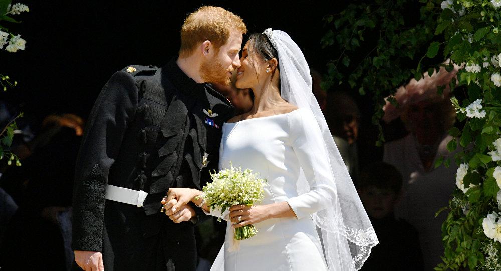 La femme du prince Harry a-t-elle vraiment lancé un juron durant le mariage?