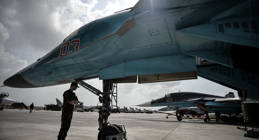 la base aérienne russe de Hmeimim (image d'illustration)