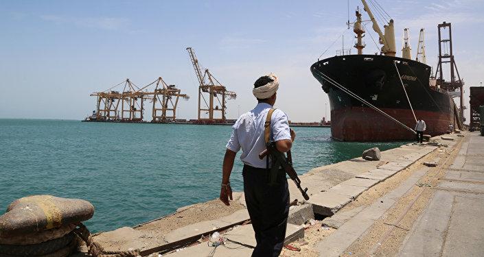 Le port d'Hodeidah