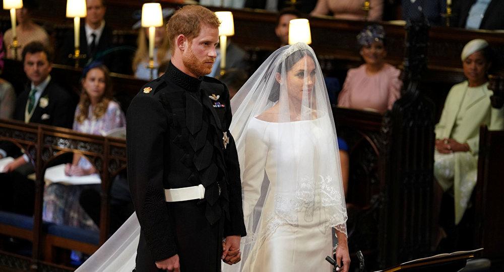 Prince Harry et Meghan Markle