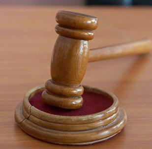 Un maillet de juge