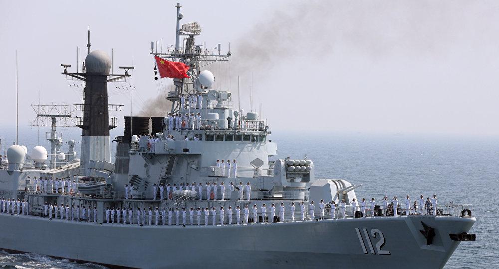 Les USA ont «jeté» la Chine hors des exercices navals