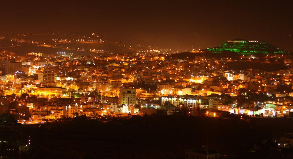 La ville d'Abha en Arabie saoudite