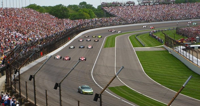La course Indianapolis 500 (photo d'archive)