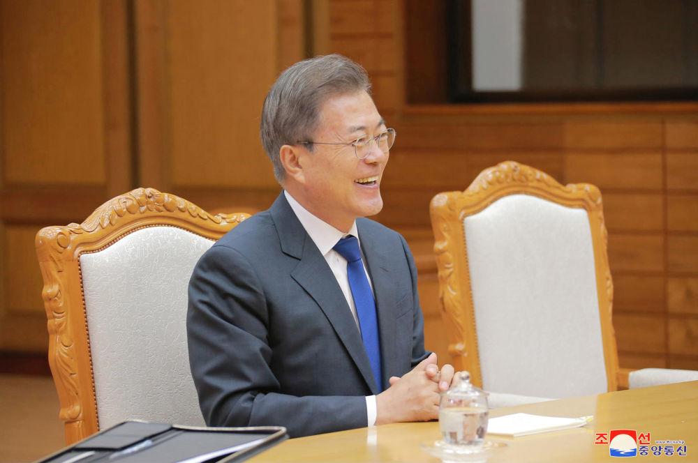 Deuxième rencontre des dirigeants de la Corée du Nord et de la Corée du Sud
