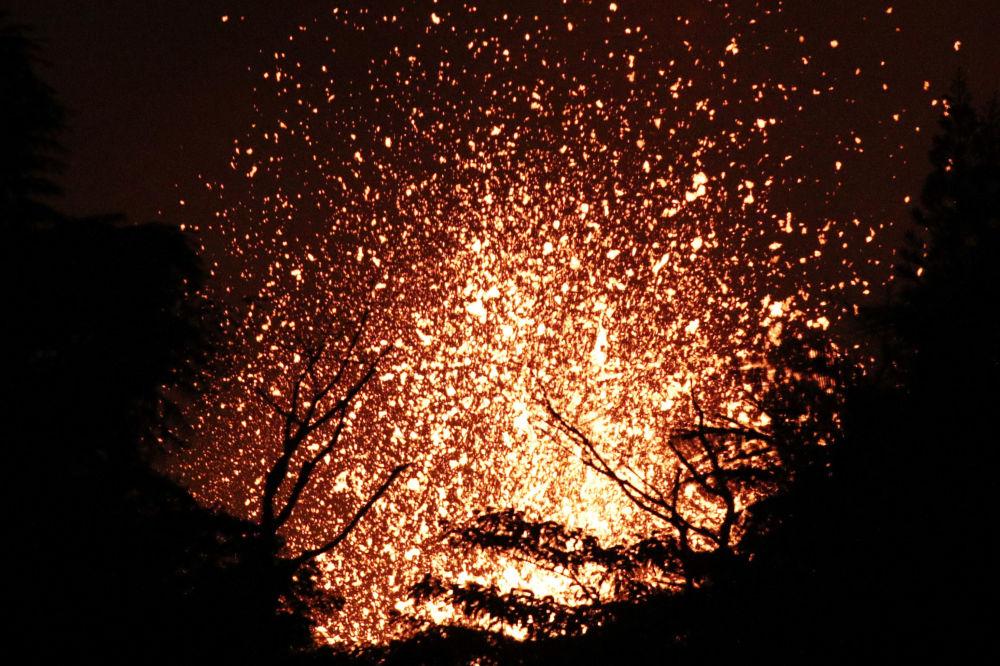 Le volcan Kilauea a transformé le paradis d'Hawaï en un enfer