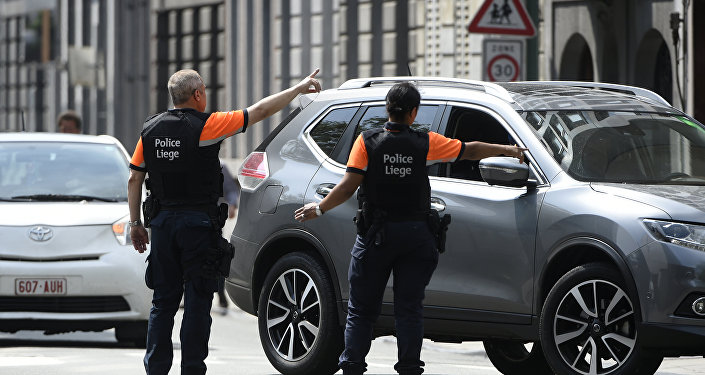 La police à Liège