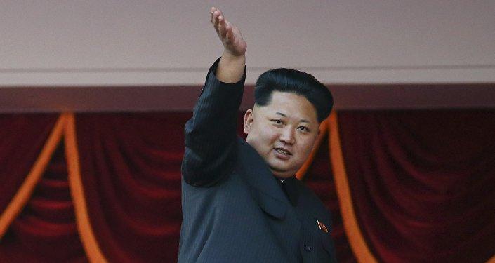 Nordkoreas Staatschef Kim Jong-un