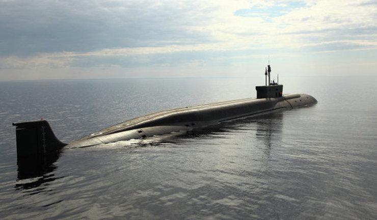 Le SNLE Vladimir Monomakh entré en service dans la marine russe