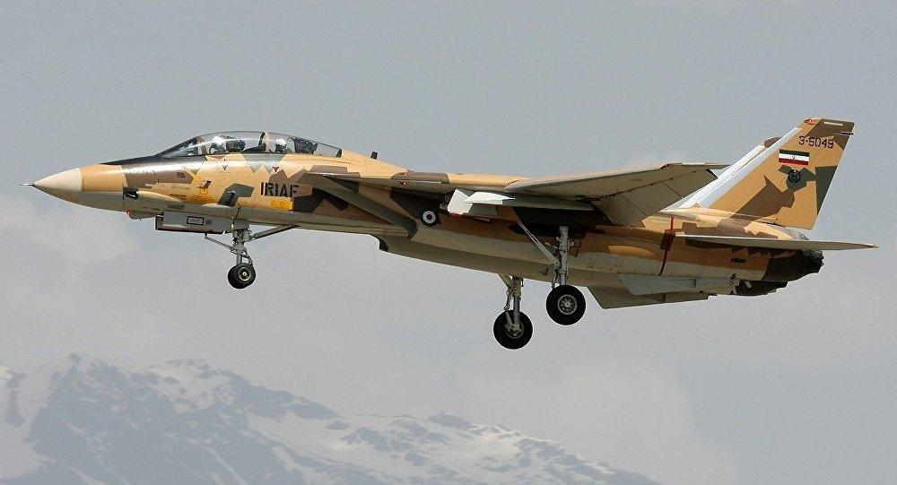 Un F-14 iranien. Photo d'archive