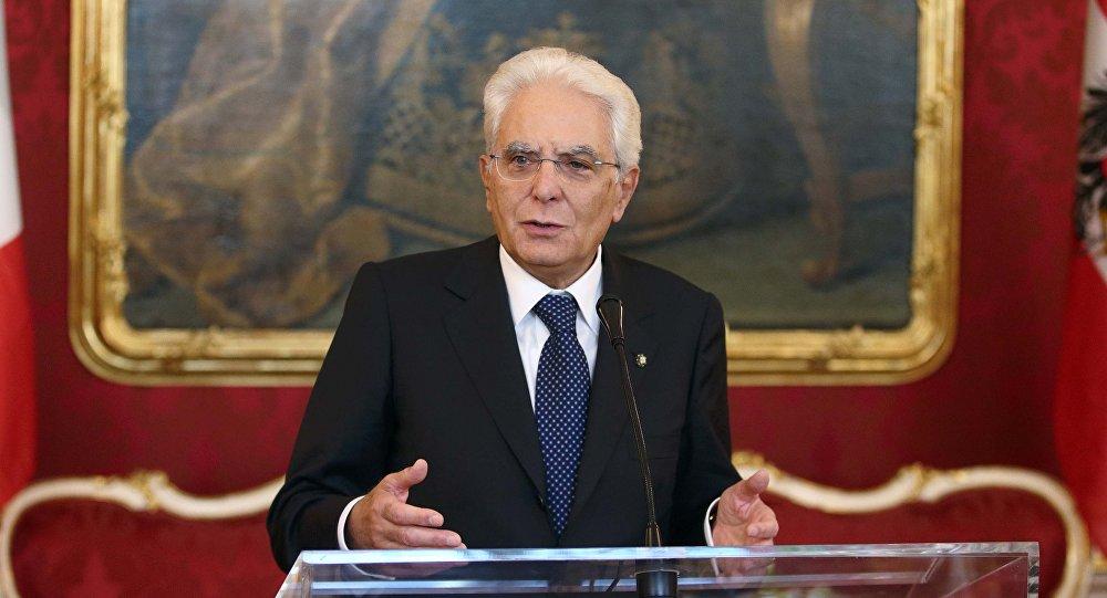 Sergio Mattarella (archives)