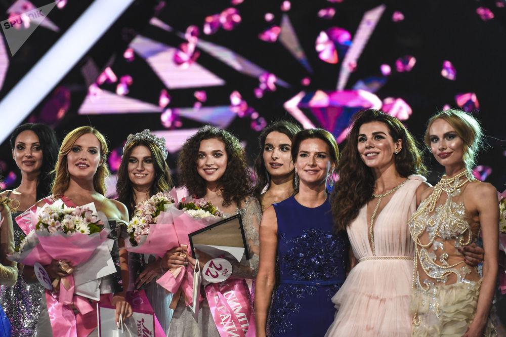 Miss Russian Radio 2018, concours de beauté