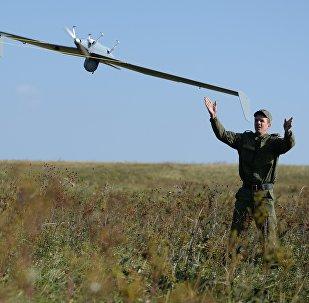 Une drone (image d'illustration)
