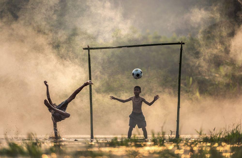 Le monde à travers les buts
