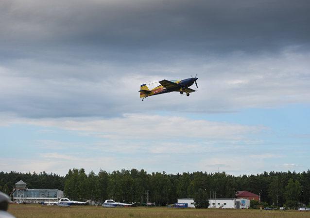 Un avion. Image d'illustration