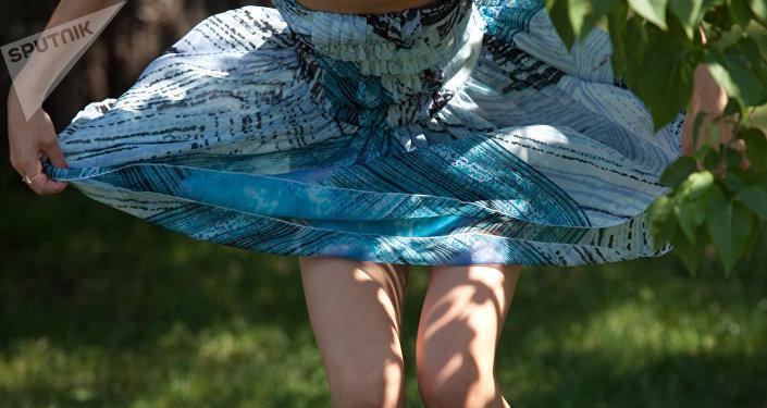 Une jupe