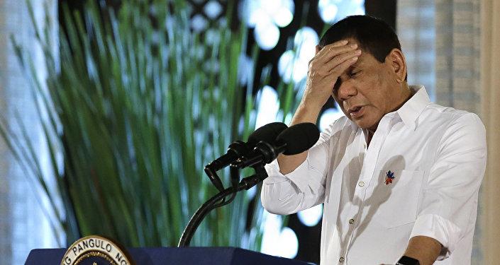 Duterte, le président qui s'était comparé à Hitler, en visite — Israël