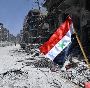 L'armée syrienne a libéré le camp de Yarmouk