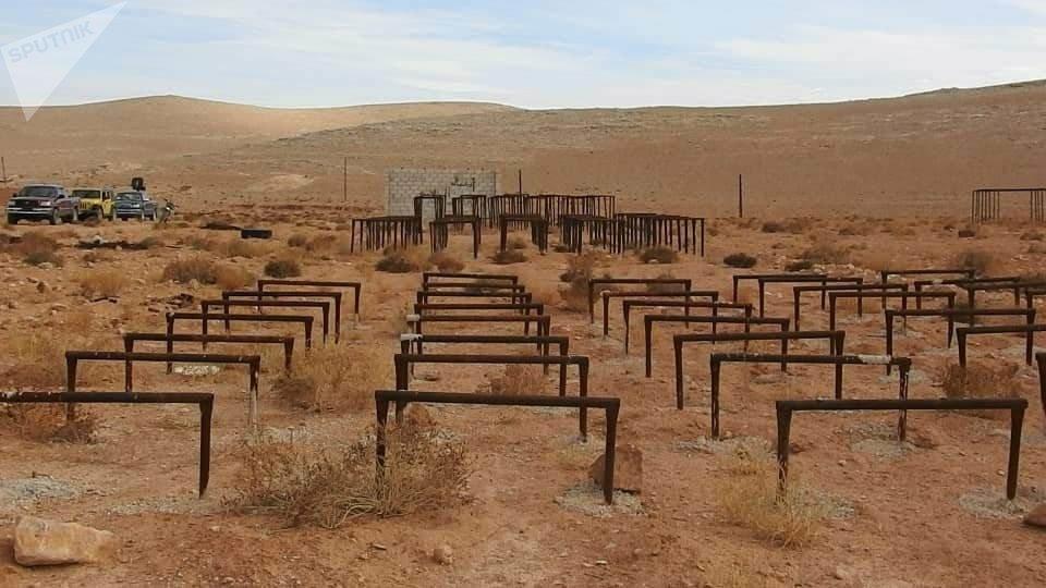 Un autre centre de Daech pour former des «lionceaux du califat» découvert en Syrie