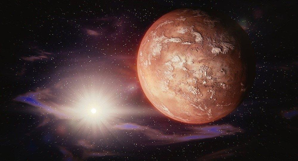 La Nasa dévoile ce que son rover a découvert sur Mars — Curiosity