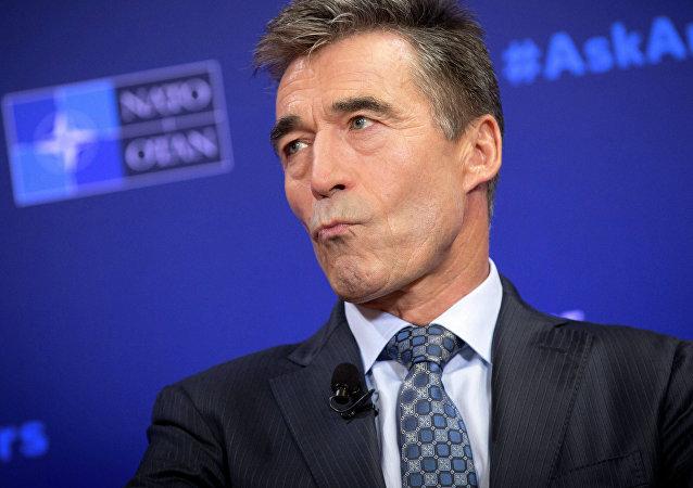 Bruxelles, mon amour: Anders Fogh Rasmussen y ouvre un bureau