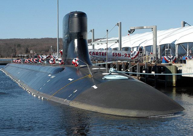 Un sous-marin US